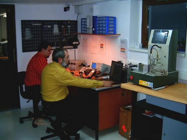 Atelierul de Service WATT Laboratory Solutions