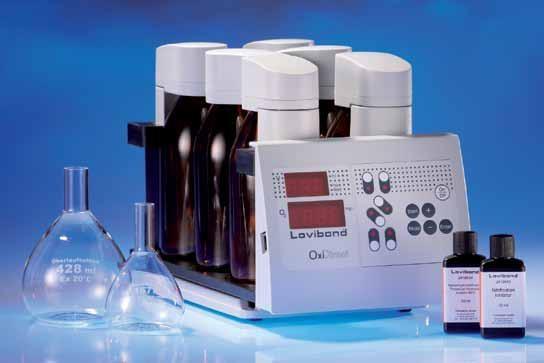 Aparat pentru determinarea Consumului Biochimic de Oxigen