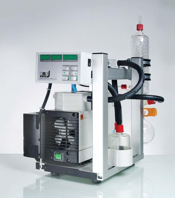 Sistem modular vacuum rezistent chimic