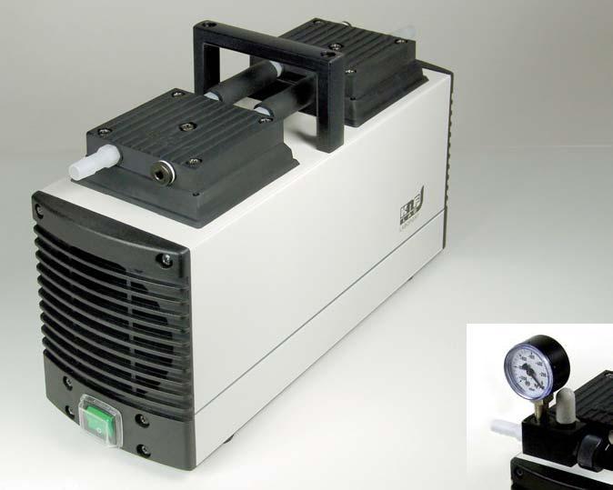 Pompa Vacuum cu mini-diafragma