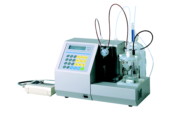 Titrator automat