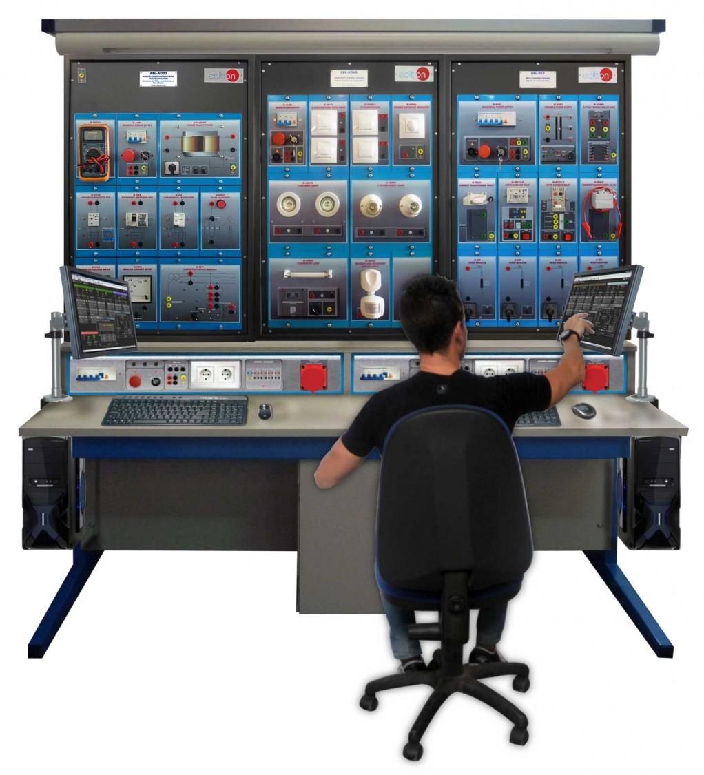 Laborator de instalatii electrice