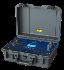 Monitor portabil pentru monitorizare grad de curatire uleiuri si combustibil