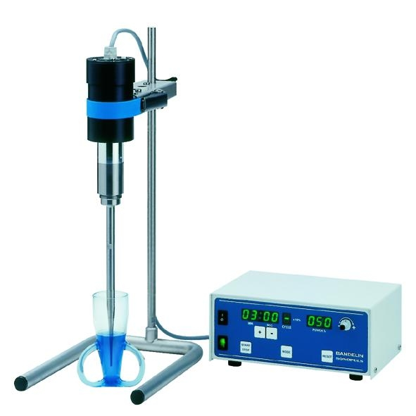 Omogenizator cu ultrasunete