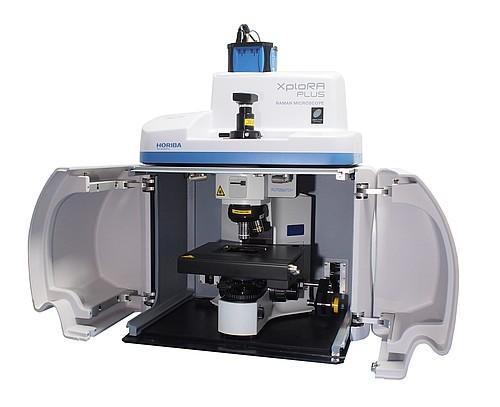 Spectrometru Raman- Microscop confocal Raman