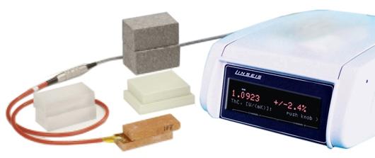 Analizor conductivitate termica - met. punte termica tranzitorie