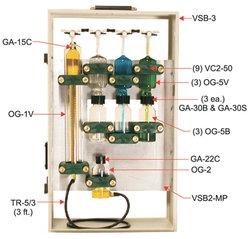 Aparat pentru determinarea compoziţiei gazelor de ardere ORSAT