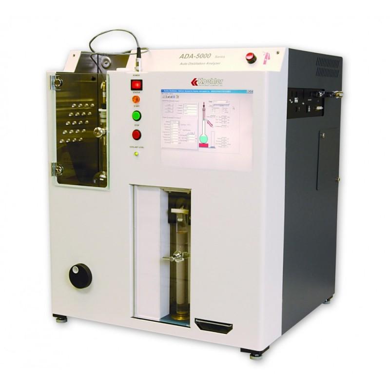 Analizor automat de distilare