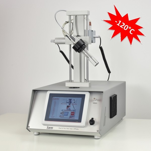 CLOUD AND POUR POINT AUTOMATIC TESTER