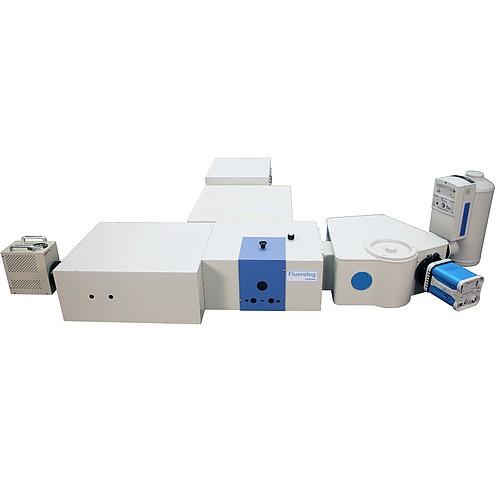 Spectrometru cu fluorescenta- nanotehnologii
